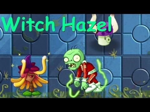 Plants vs. Zombies 2 - Witch Hazel