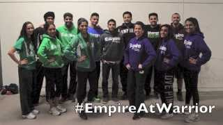 Bhangra Empire - Warrior Bhangra 2014 Shoutout Video