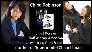 China Robinson, Author & Mother of Chanel Iman