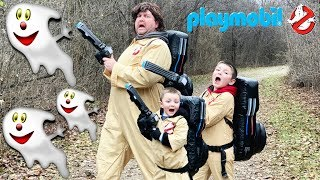 PLAYMOBIL Ultimate Ghostbusters Ghost Hunt