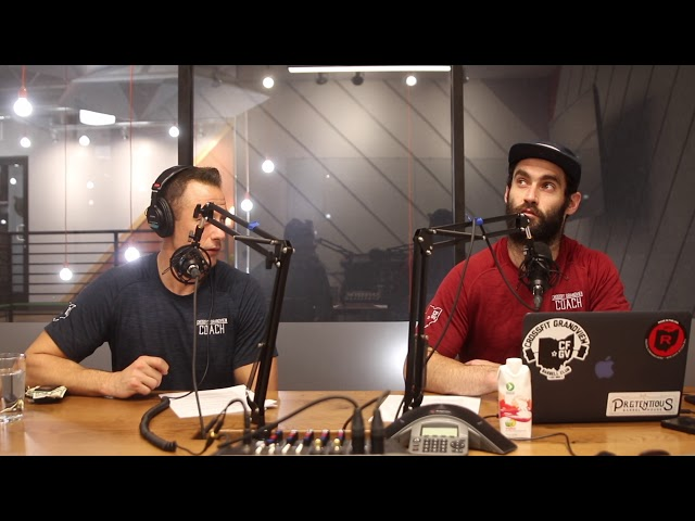 Podcast 19 CrossFit Grandview Past Present and Future