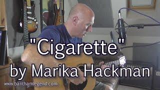 Cigarette - Marika Hackman -  cover