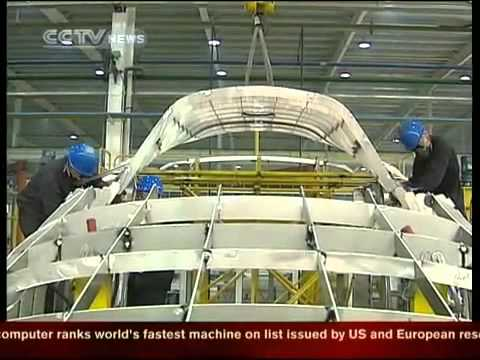 China leading in high-speed railway technologies .flv