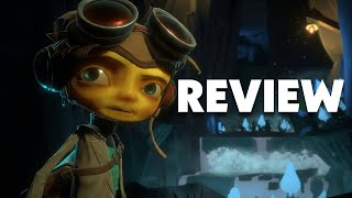 Psychonauts 2 Review - A Mind Trippin' Masterpiece (Video Game Video Review)