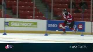 Sport Testing The 2013 Chl Top Prospects