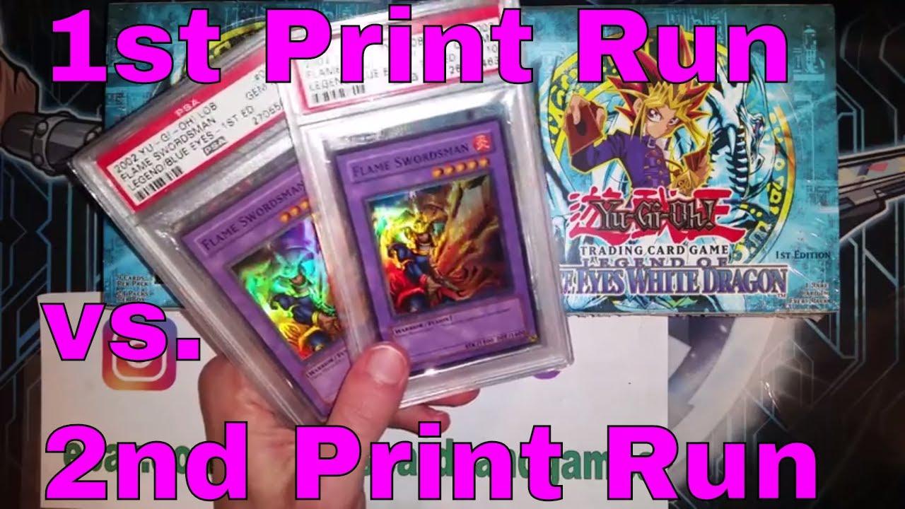 Yugioh 2002 Blue Eyes White Dragon LOB-041 Beast Fangs 1st Edition MINT