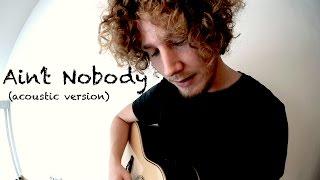 Ain't Nobody - Felix Jaehn ft. Jasmine Thompson   Chaka Khan (cover)