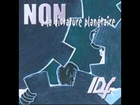 """Chanson """"Caméléon"""" par le groupe Ile de France"""