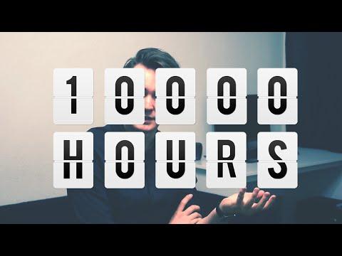 Почему правило 10000 часов не работает