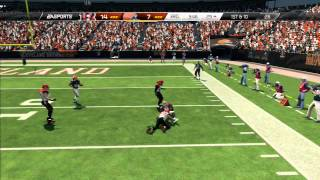 Madden 25 :: Madden NFL 25 :: Ranked Online Gameplay-Browns Vs.Bengals - Misfortunes
