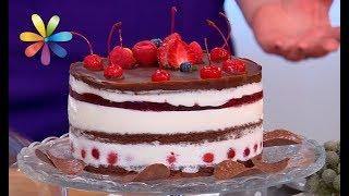Как приготовить диетический торт: рецепт от Сони Руденко – Все буде добре. Выпуск 1072 от 17.08.17