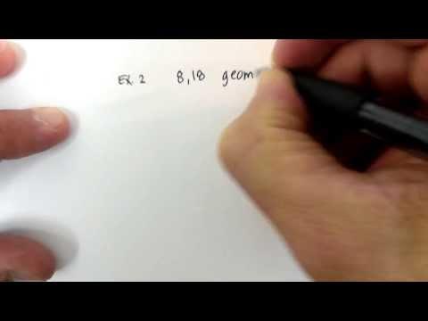 Geometric Mean vs. Arithmetic Mean