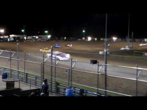 Late Model Amain @ Independence Motor Speedway 08/20/16