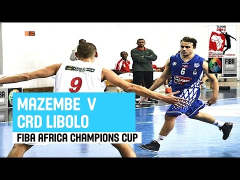 BC Mayotte (FRA) v ES Radès (TUN) - Game Highlights - 2014 FIBA Africa Champions Cup for Men