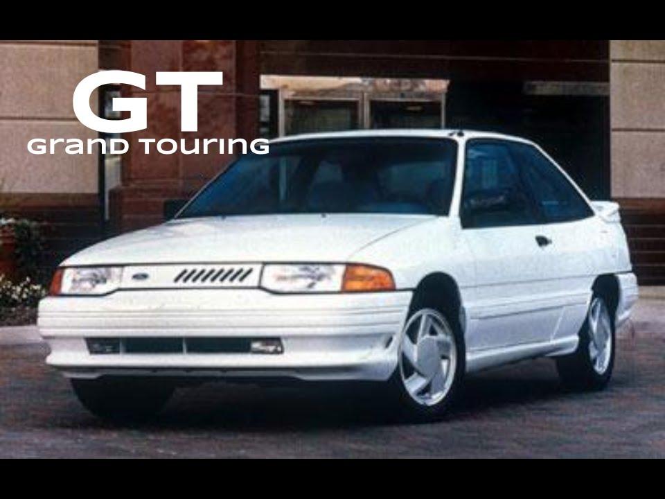 1992 ford escort gt 1 8 youtube. Black Bedroom Furniture Sets. Home Design Ideas
