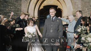 Wedding Film at Farbridge Barn - Emma & Chris - Our Wedding Trailer