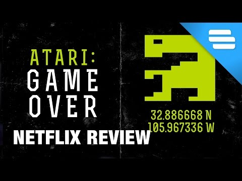 Atari: Game Over Review - Did E.T. Cause the Video Game Crash of 1983?