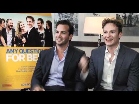 Josh Lawson & Christian Clark - 'Any Questions for Ben?'