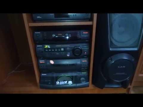 SONY XB 8 AV музыкальный долгожитель