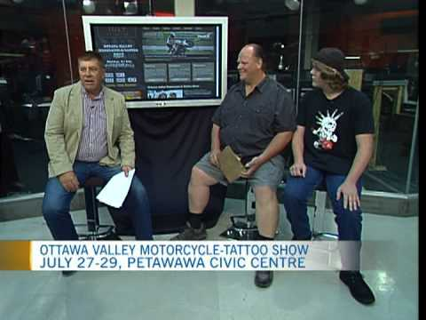 Ottawa Valley Motorcycle & Tattoo Show