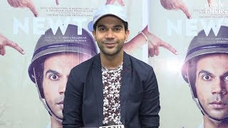 Rajkummar Rao Talks About His Film Newton