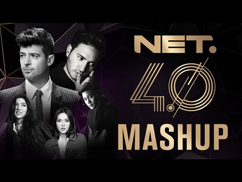 OFFICIAL MASHUP NET 4.0 #NET4GOODPEOPLE