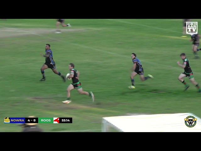 2019 Group 7 RL 1st Grade Round 6 Highlights - Nowra-Bomaderry Jets vs Jamberoo Superoos