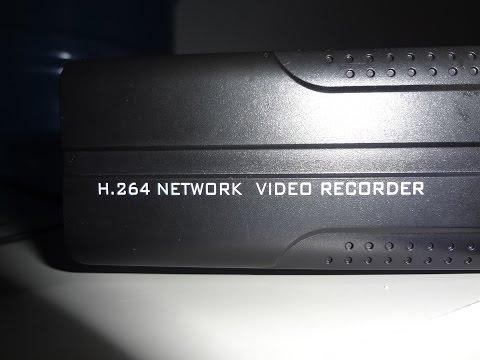 P2P CLOUD DVR H264 step2/3