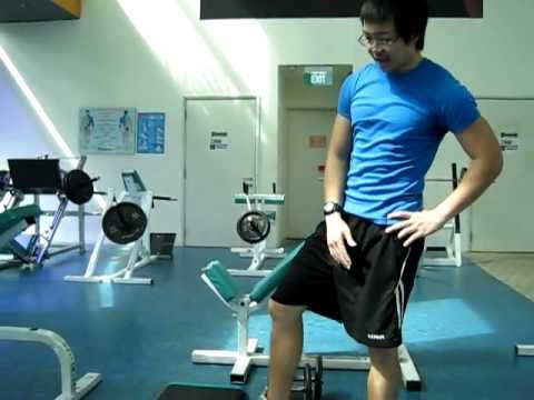 Cara Melakukan Squat