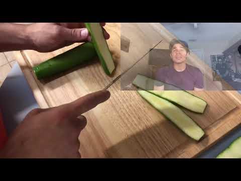 Grilled Zucchini Hummus Wrap