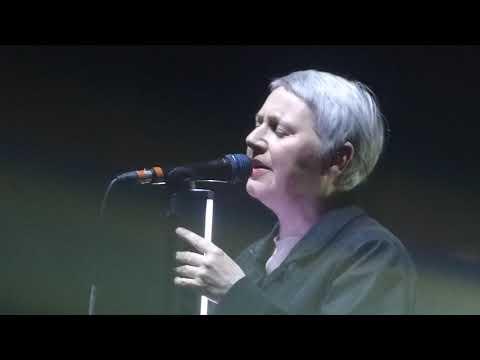 Massive Attack Teardrop Featuring Elizabeth Fraser Live 3 Arena Dublin 2019