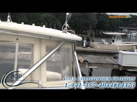 [SOLD] Used 2004 Shamrock 29 Offshore Twin Diesels in Deale, Maryland