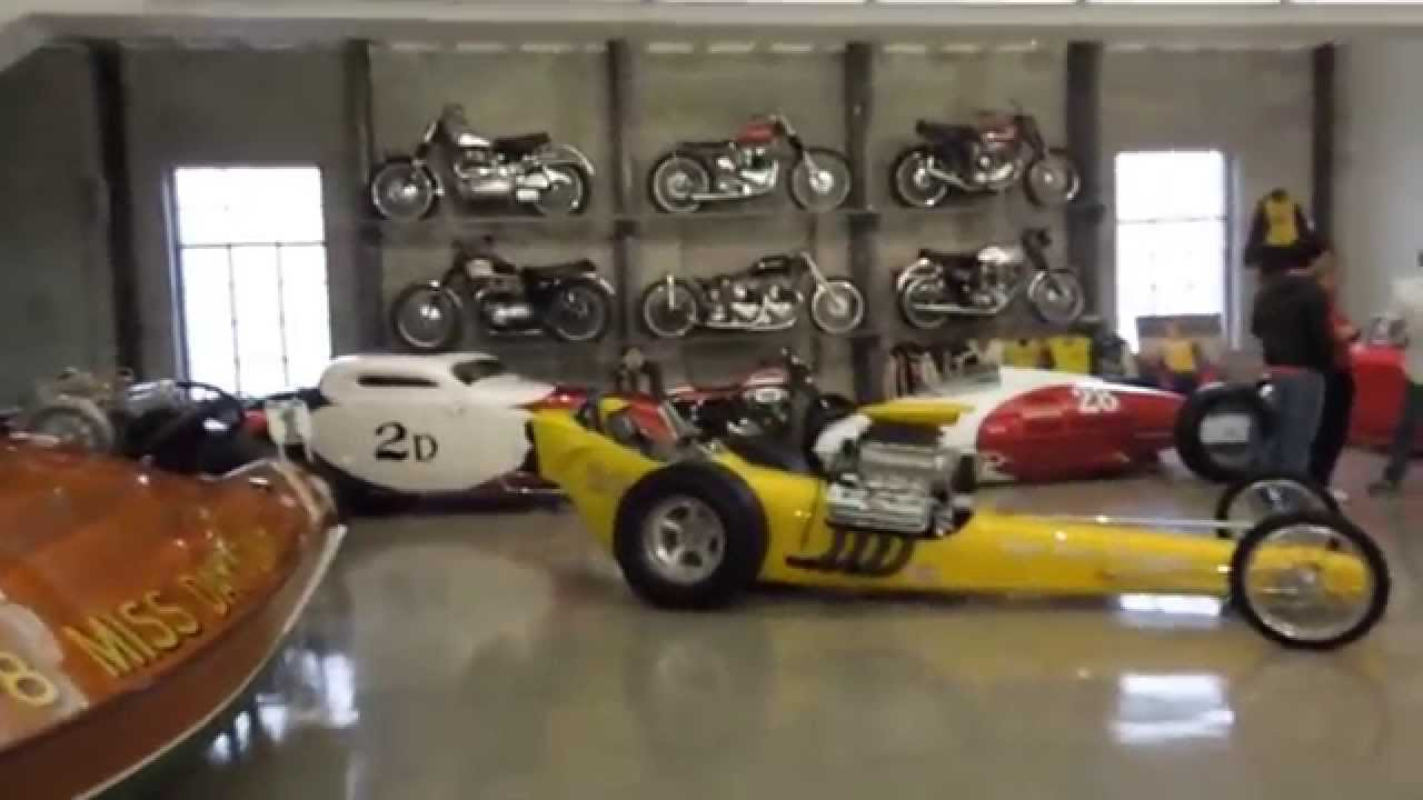 bruce meyer one amazing car motorcycle collection and one great guy youtube. Black Bedroom Furniture Sets. Home Design Ideas