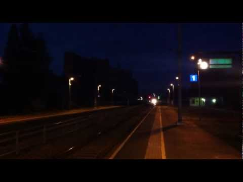 [VR] class sr 2 pulling IC 78 from Kajaani via Kouvola to Helsinki past Koria station.