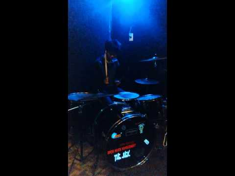 Noah Menunggumu second chance  drum solo