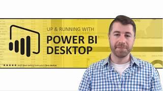 Microsoft Power BI - Up & تشغيل مع السلطة BI سطح المكتب