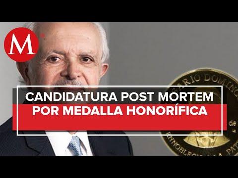 Graue propone medalla Belisario Domínguez post mortem a Mario Molina