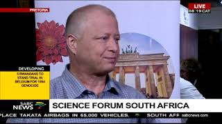 Professor Oliver Damm - Science Forum South Africa