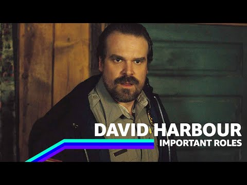 David Harbour Roles Before 'Stranger Things' | IMDb NO SMALL