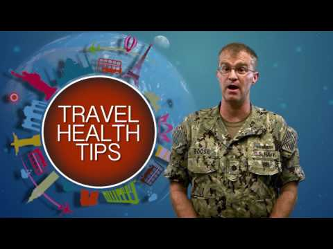 USNH Guam Travel Safety Public Service Announcement