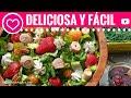 Ensalada de Frutas Cortadas Receta