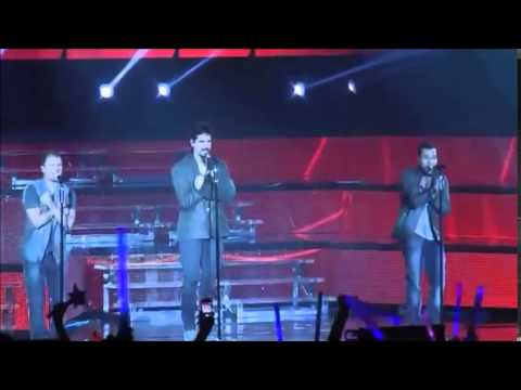 Backstreet Boys in Shanghai 2013 (full concert)
