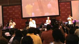 "Dru Hill - ""These Are The Times"" Live @ 2011 Essence Music Festival - 07/02/11"