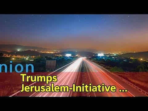Trumps Jerusalem-Initiative spaltet die EU