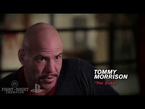Tommy Morrison interview Feb 2011