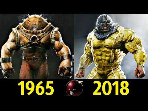 👿 Джаггернаут - Эволюция (1965 - 2018) ! Все Появления Кейна Марко 💪!