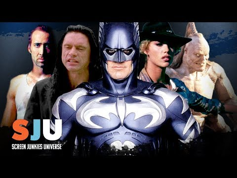 "What Makes a ""Good"" Bad Movie? - SJU"