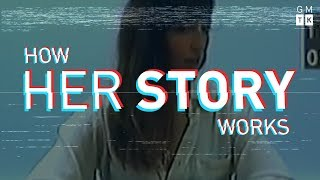 How Her Story Works | Game Maker