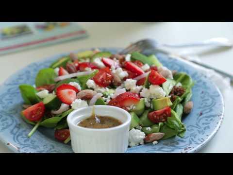 Healthy Salad recipe @Blend Dubai