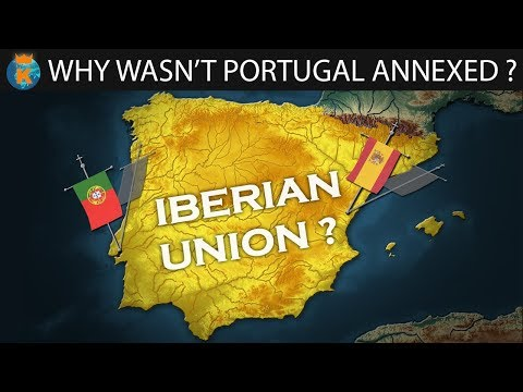 Why wasn't Portugal conquered by Spain?